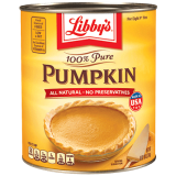 Libby's 100% Pure Pumpkin Can