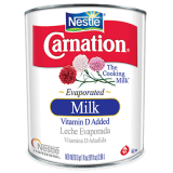Nestlé Carnation Evaporated Milk 6 x 97 fluid oz Can